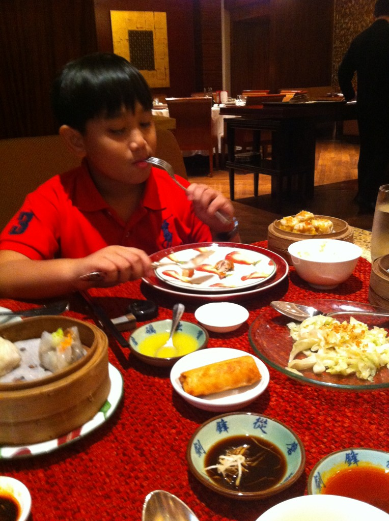 Dimsum Buffet @ Li Li Hyatt Hotel Casino
