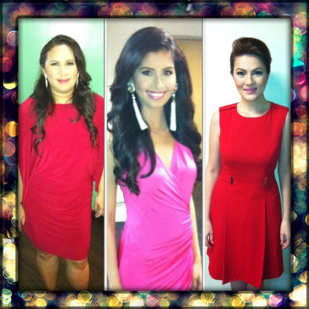 Celebrities wearing Heidi Uy