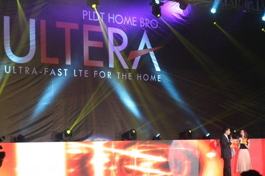 PLDT Home Bro Ultera Launching