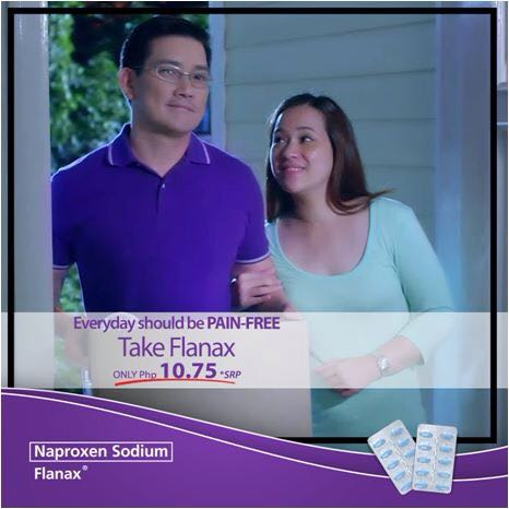 My Flanax TVC with Richard Yap (Behind The Scenes)