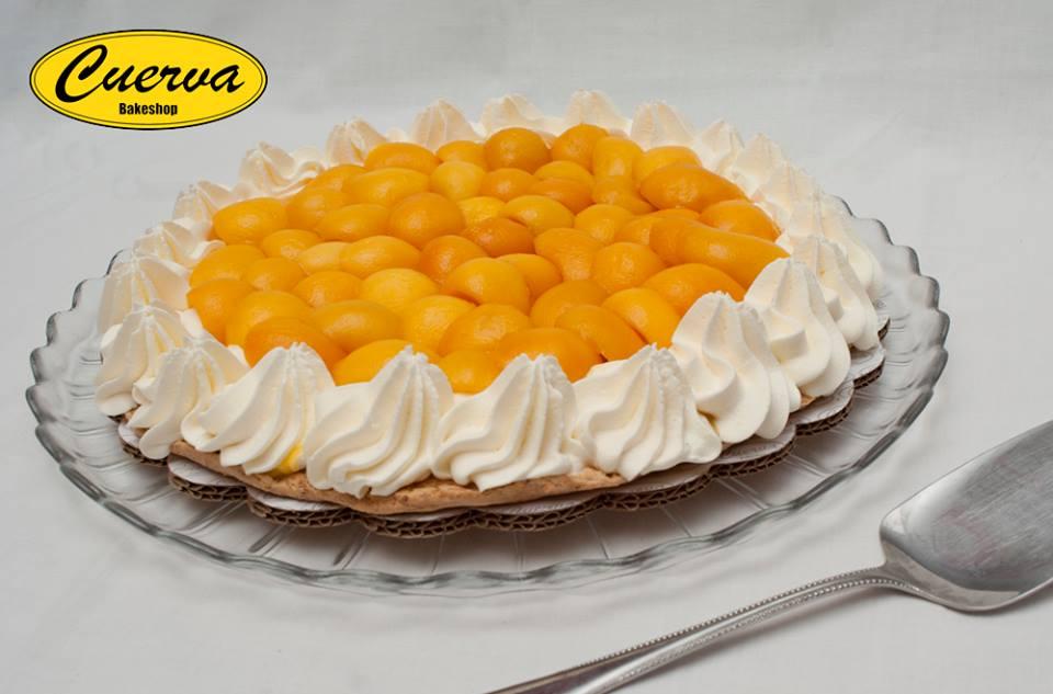 cuerva mango torte