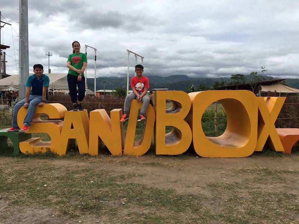 Sportive  Sandbox