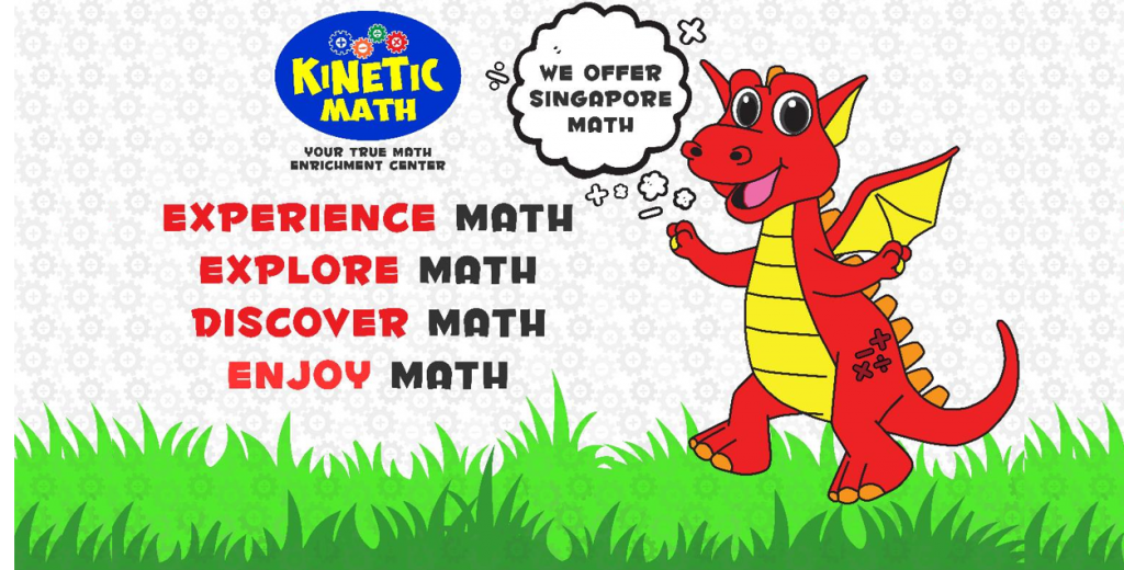 Kinetic Math: Your True Math Enrichement Center