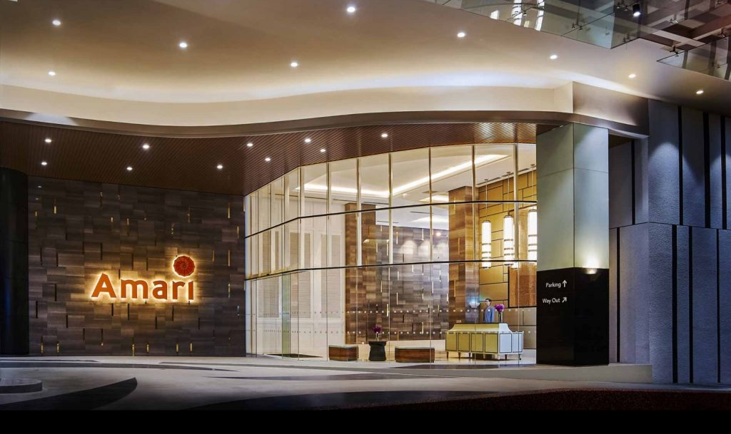 Amari Hotel, The newest 5-Star Hotel in Johor Bahru