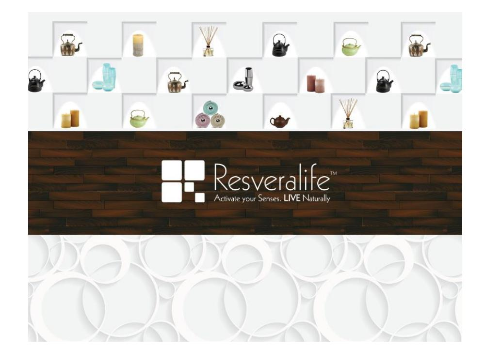 Resveralife: Activate Your Senses, Live Naturally