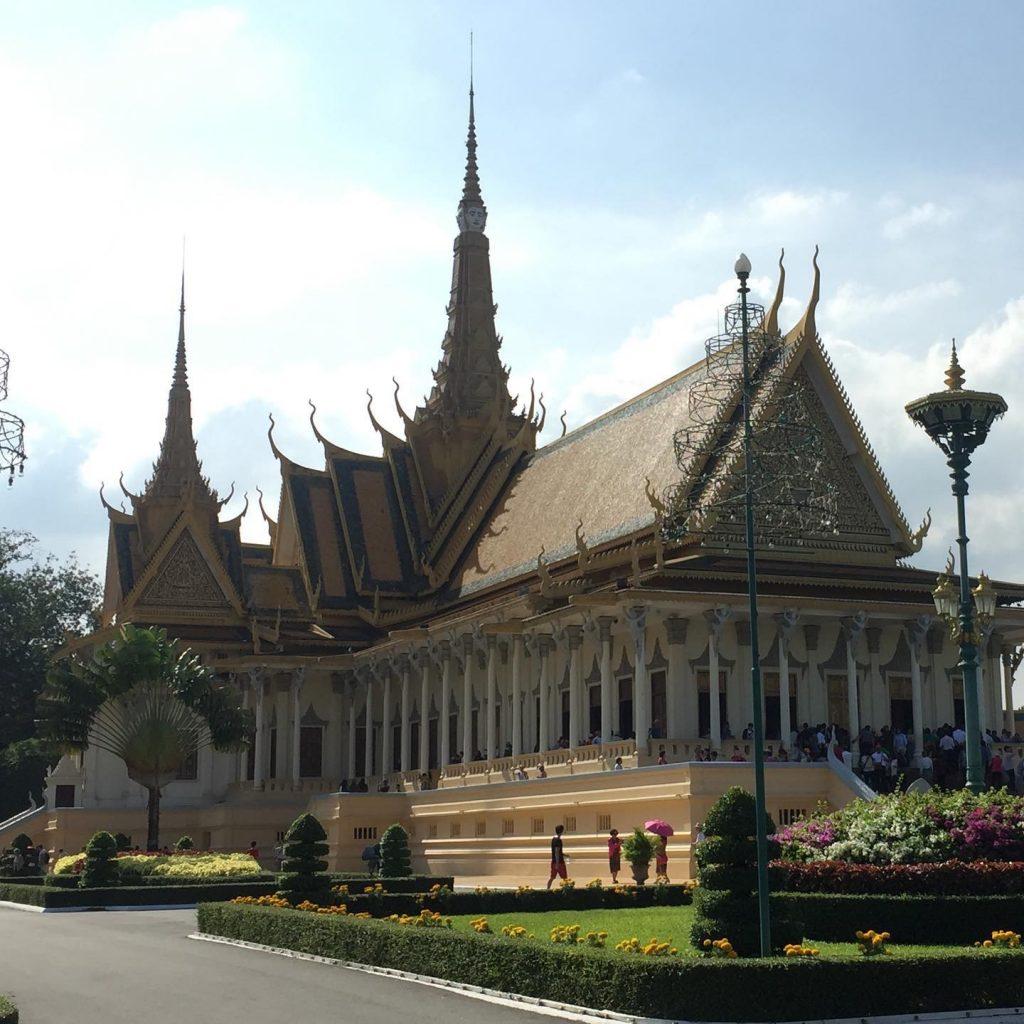 Why I love Cambodia